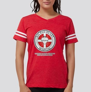 Sacred Heart Hospital Scrubs Womens Football Shirt